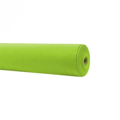 Rouleau 15m feutrine vert pistache 91cm