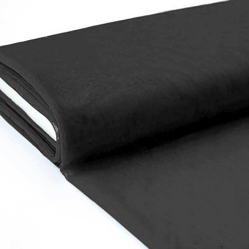 Plaquette 40m Tulle noir