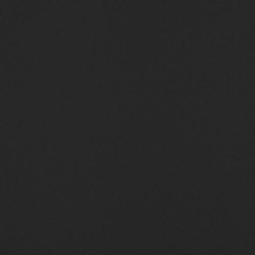 Rouleau 25m toile polycoton noire grande largeur
