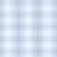 Coton vichy bleu clair 3 mm