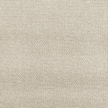 Jacquard gris perle tissé blanc cassé