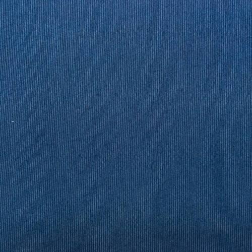 Tissu jean chambray lyocell fines rayures