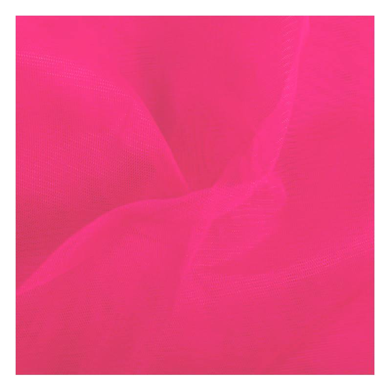 Tulle rose fluo