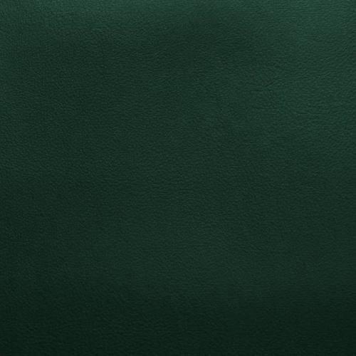 Simili cuir vert sapin envers suédine