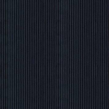 Velours côtelé moyennes côtes bleu marine