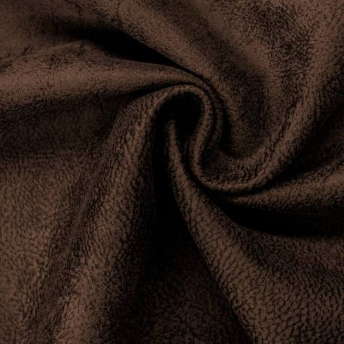 Simili cuir bronco brun