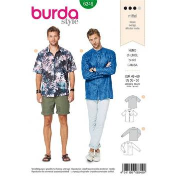 BURDA Style Coupe motifs no 6366 Pull Taille 34-44