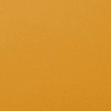Coton uni couleur ocre