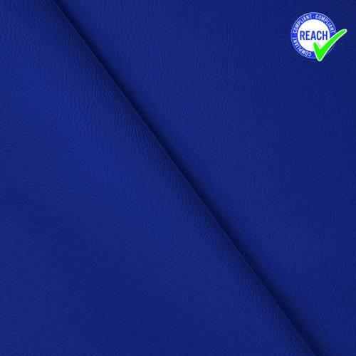Simili cuir bleu