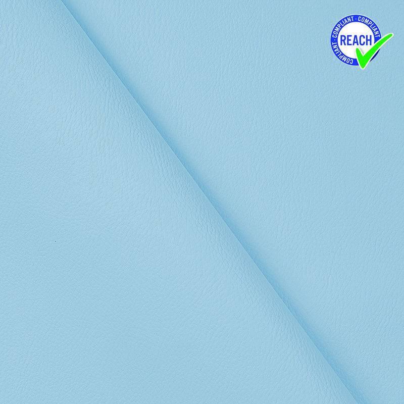 Simili cuir bleu ciel