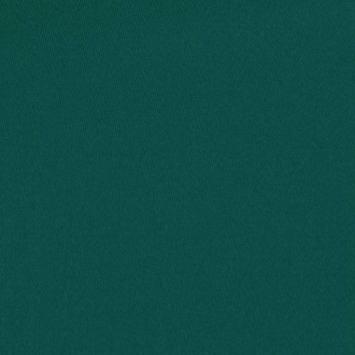 Toile coton demi-natté bleue canard