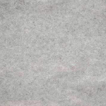 Feutrine gris chiné