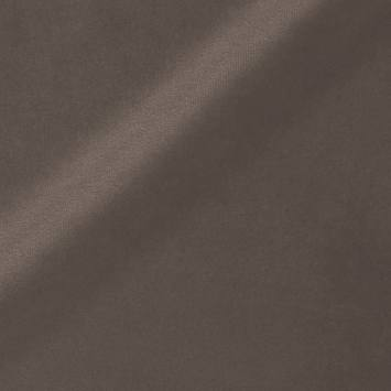 coupon - Coupon 43cm - Ameublement velours taupe