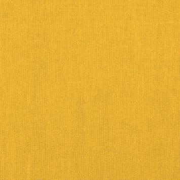Lin lavé jaune