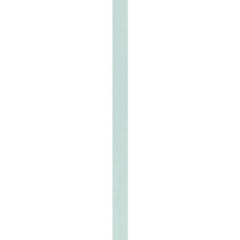 Ruban sergé bleu pastel 11 mm