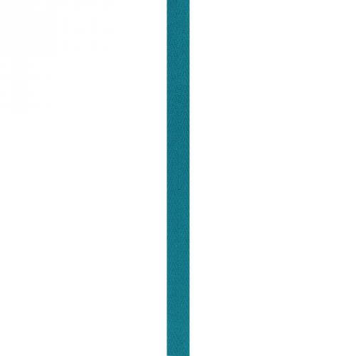 Ruban sergé bleu canard 11 mm