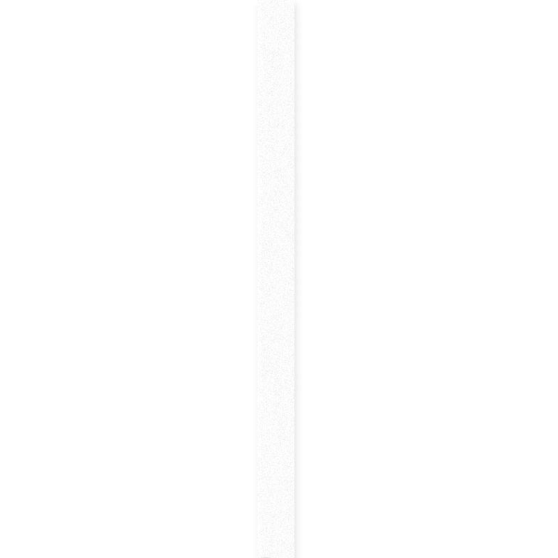 Ruban sergé blanc 11 mm