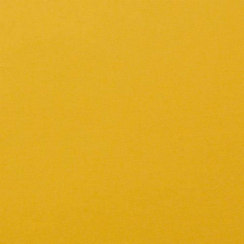 Coton jaune soleil uni oeko-tex