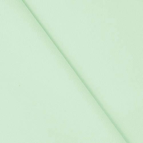 Simili cuir vert d'eau