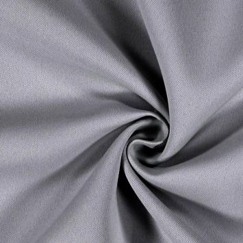 coupon - Coupon 30cm - Tissu occultant grande largeur gris