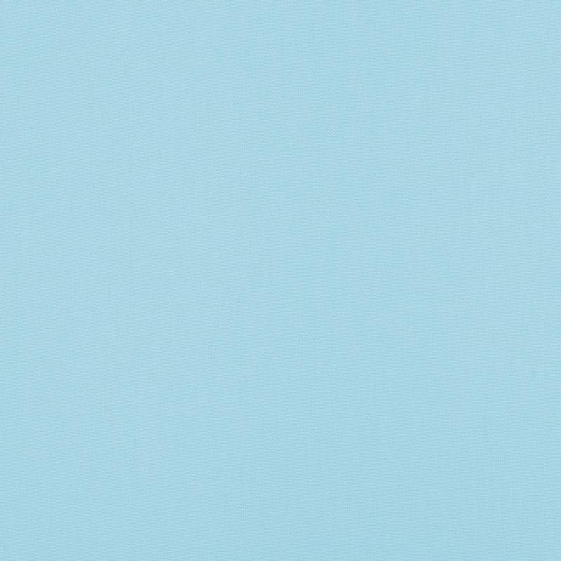 Toile polycoton bleu pastel grande largeur