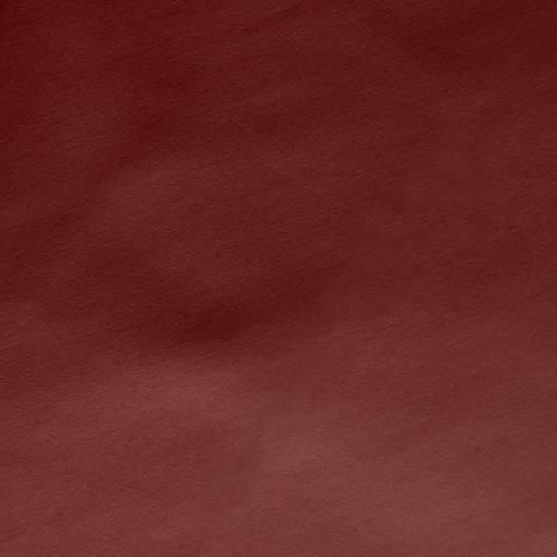 Tissu scuba effet vinyle terracotta
