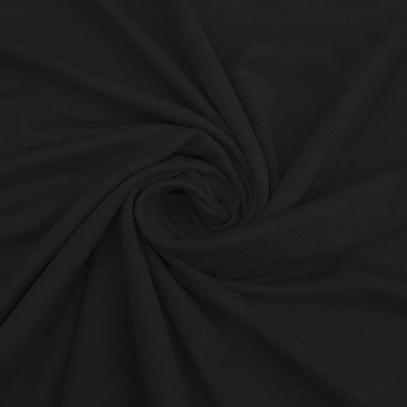 Jersey uni bio noir