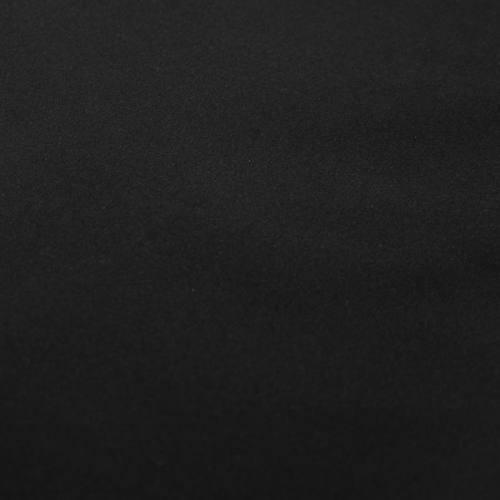 Tissu softshell noir