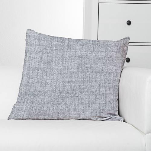 Tissu occultant grande largeur chiné gris