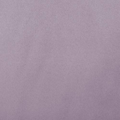 Suédine alaska réversible prune/parme