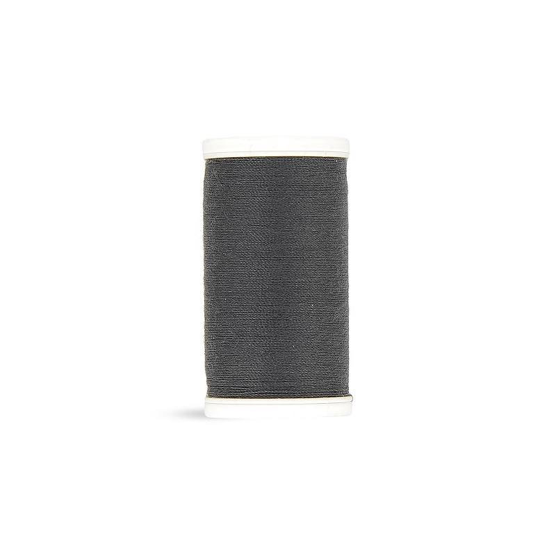 Fil polyester Laser gris anthracite 2102