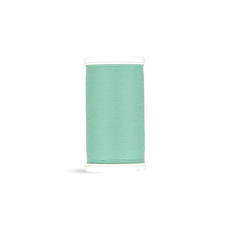 Fil polyester Laser bleu vert 2228