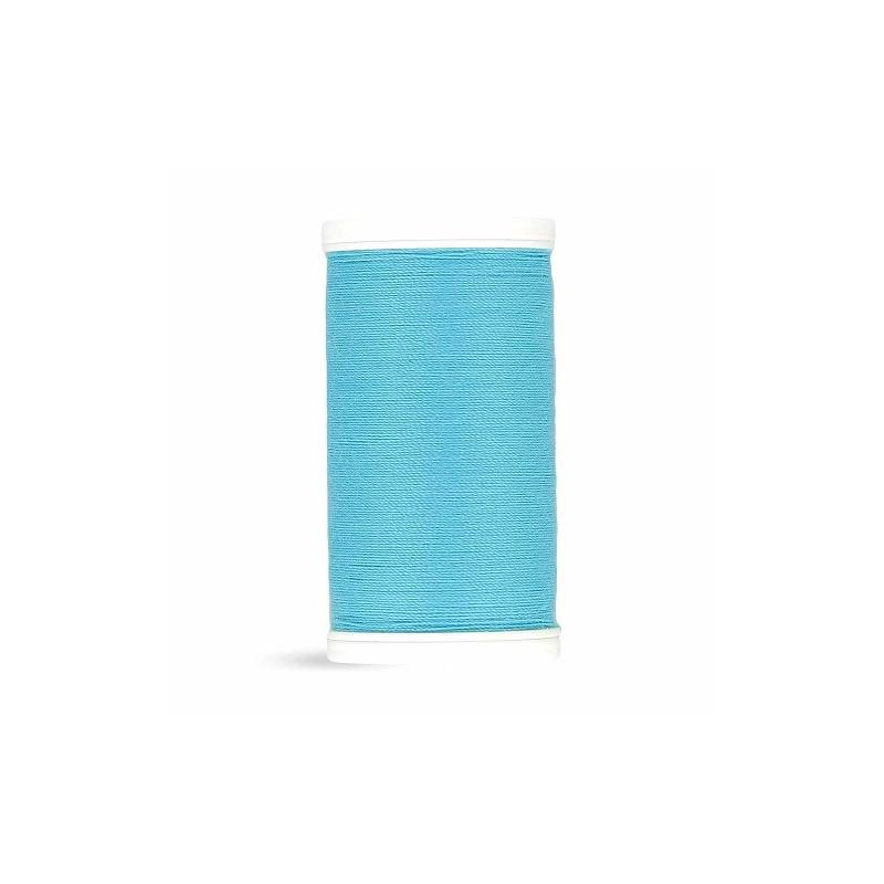 Fil polyester Laser bleu turquoise 2236