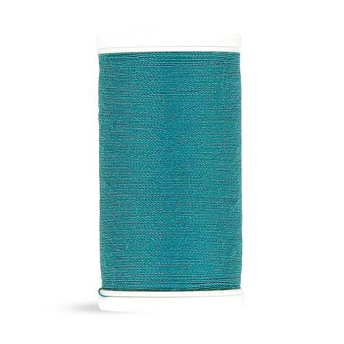 Fil polyester Laser bleu canard 2248