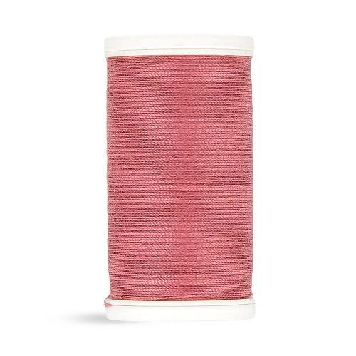 Fil polyester Laser vieux rose 2402