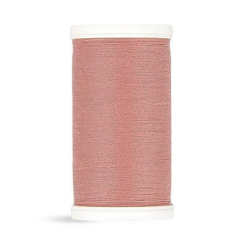 Fil polyester Laser vieux rose 2406
