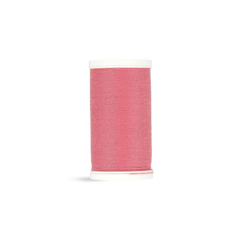 Fil polyester Laser rose 2410