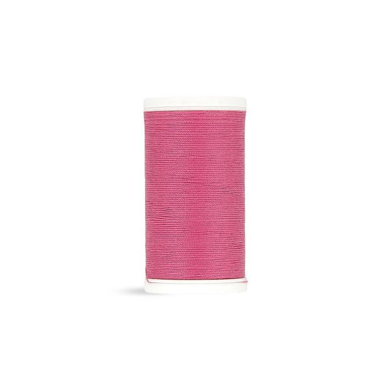Fil polyester Laser rose 2414
