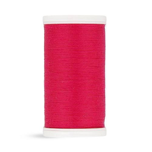 Fil polyester Laser rose framboise 2420