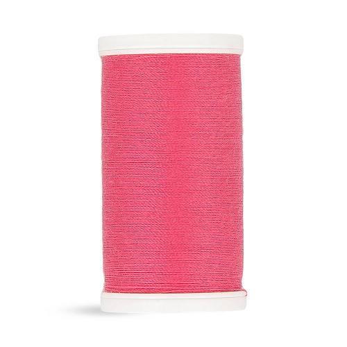 Fil polyester Laser rose 2424