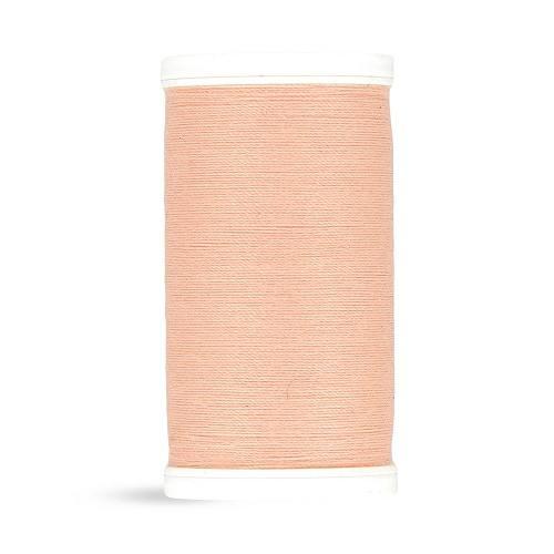 Fil polyester Laser rose saumon 2434