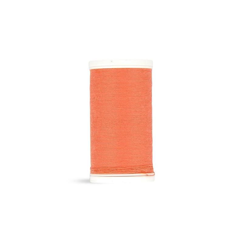 Fil polyester Laser saumon 2522