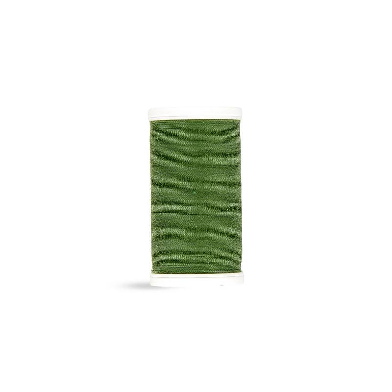 Fil polyester Laser vert kaki 2636
