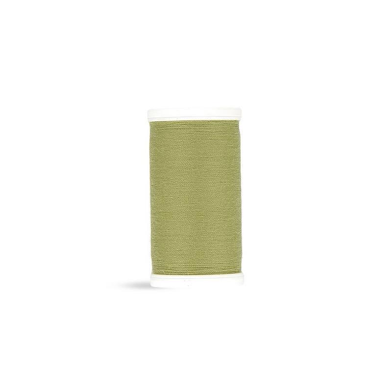 Fil polyester Laser vert kaki 2741