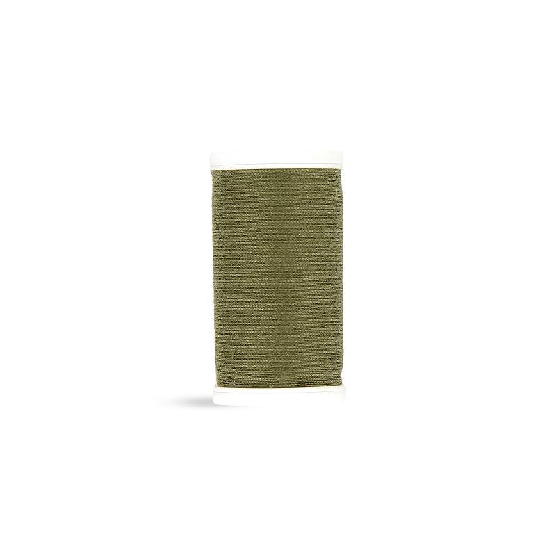 Fil polyester Laser vert kaki 2744