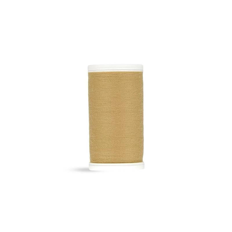 Fil polyester Laser beige foncé 2808