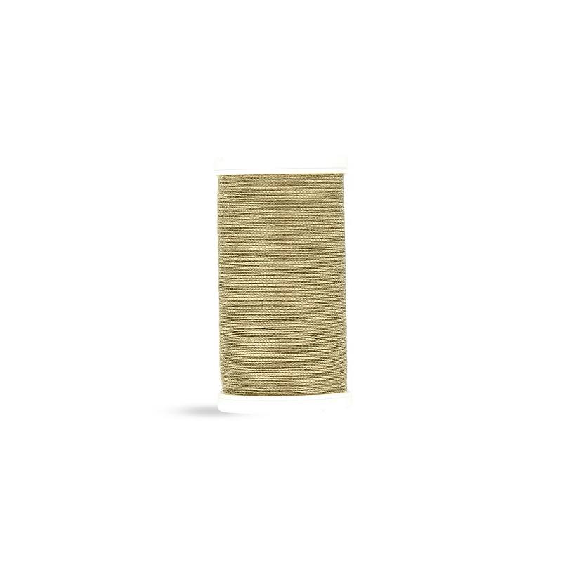 Fil polyester Laser taupe 2812