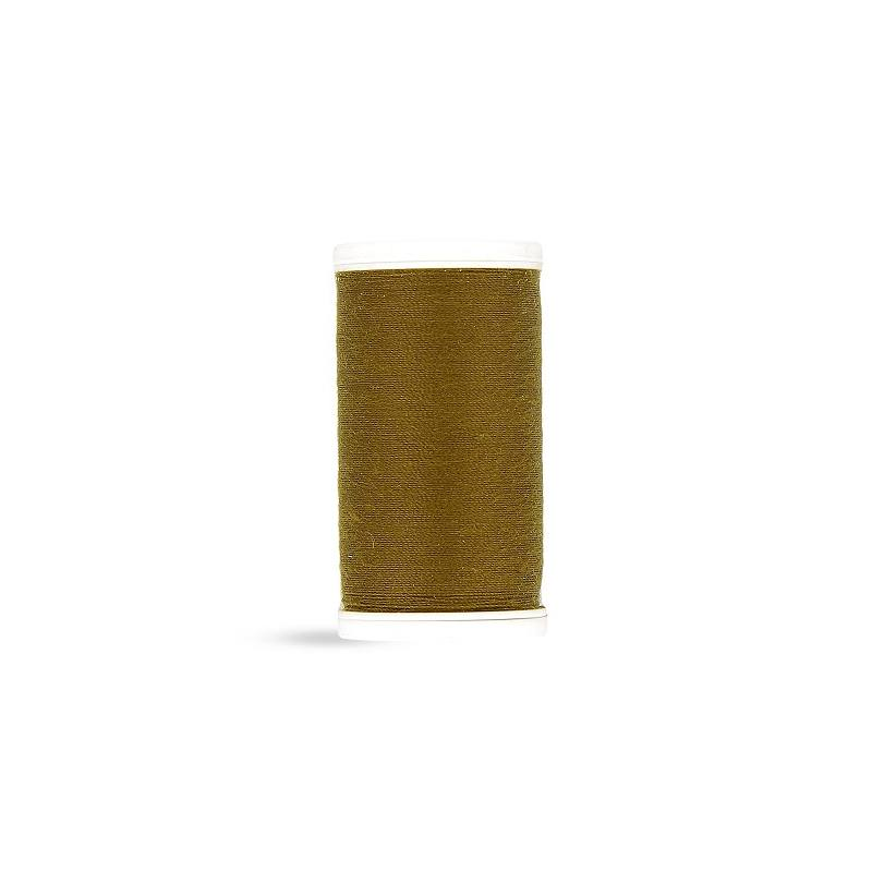 Fil polyester Laser marron foncé 2834