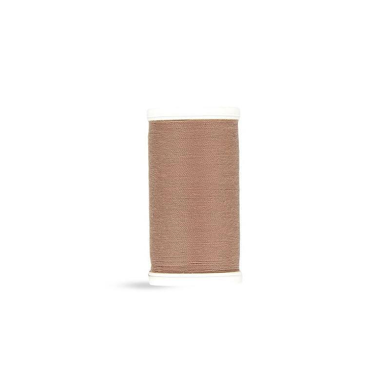 Fil polyester Laser marron 2835