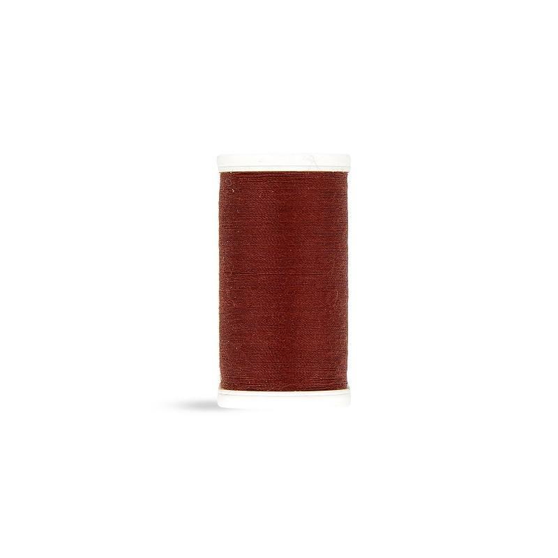 Fil polyester Laser bordeaux 2860